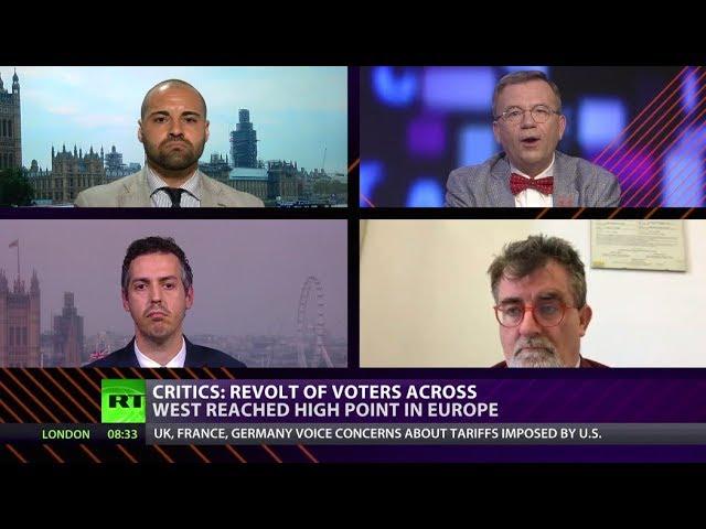 CrossTalk on Italy: Europe's Populist Wave