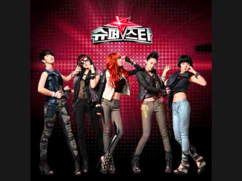 [MP3/DL]4Minute (Male Version)- Superstar