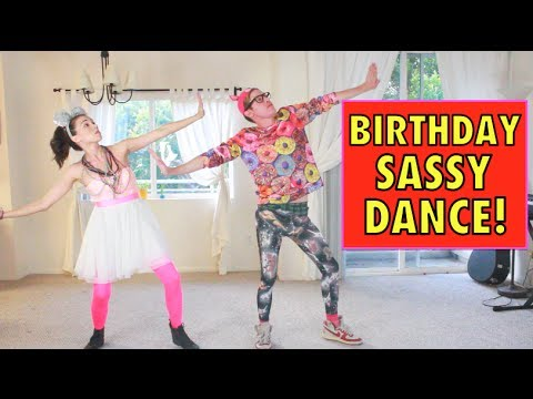Katy Perry - BIRTHDAY (Official) Sassy Dance BY COLLEEN ...