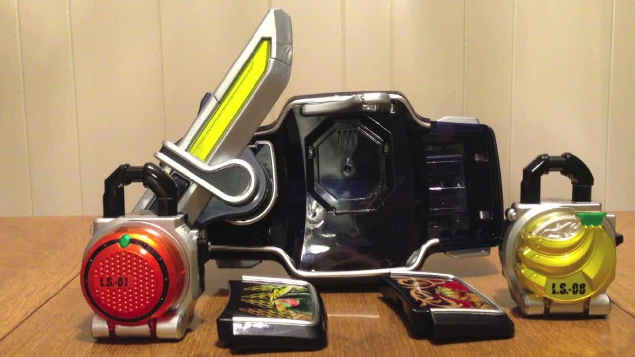 Kamen Rider Gaim Belt Belt Kamen Rider Gaim Lock