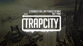 download lagu Daft Punk - Harder, Better, Faster, Stronger Dillon Francis gratis