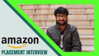 Amazon Job Interview | Question and Answers