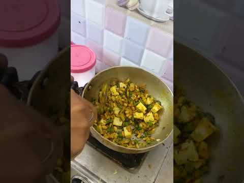 Poha,Cooking Poha/DesiFriedRice...Recipe #Abhishekism""