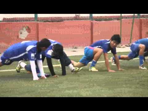 Nepal Vs India - Gorkhalis' Day 8 Training Session. GoalNepal.com