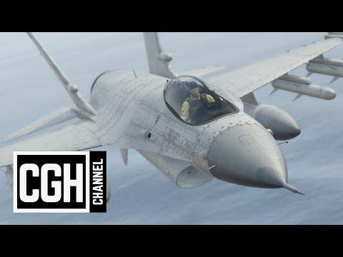 GTA Online Updates: P-996 LAZER