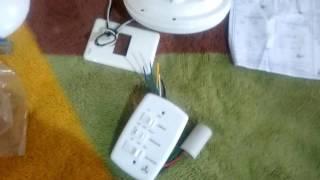 Como instalar um ventilador de teto em menos de dez minutos
