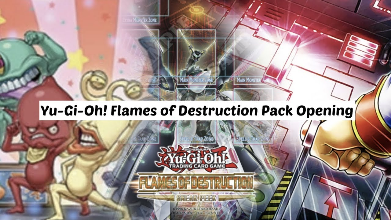 Flames of destruction yugioh