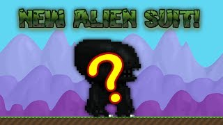Growtopia: NEW Xenoid Suit + MORE