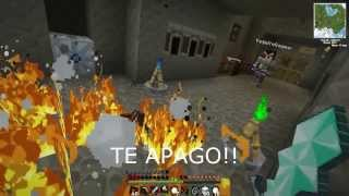 VEGETTA MATA AL INDEFENSO WILLY!