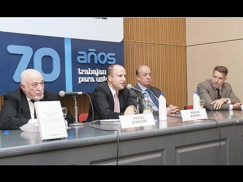Se presentó el libro del juez Mariano Borinsky 'Gestión judicial pública'