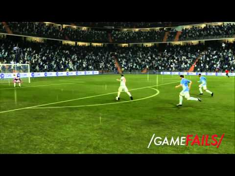 Game Fails: FIFA Soccer 12