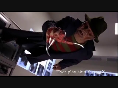 Freddy Krueger's Best Quotes Part 1