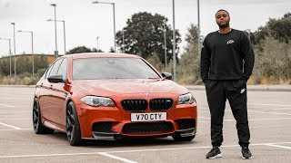 **MUST SEE** UK'S FASTEST BMW F10 M5 1000BHP
