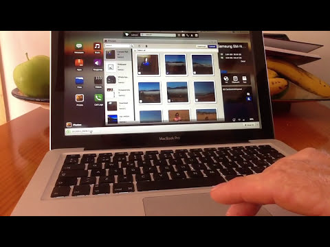 Samsung galaxy note 3, Easily connect to Mac