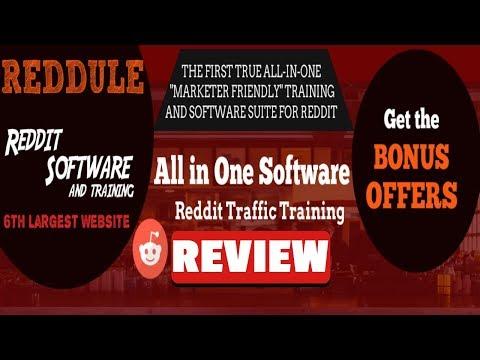 Reddule Review 50% DISCOUNT with NEW 40+ SUPER MEGA BONUS