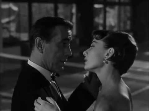 Sabrina (1954) Tennis Court