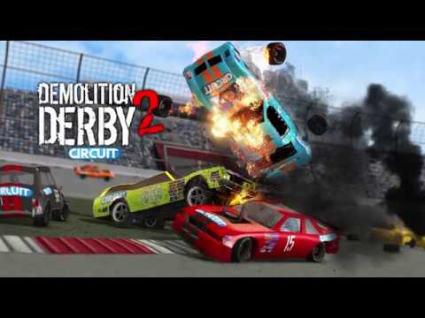 Скачать игру Demolition Derby: Crash Racing на андроид