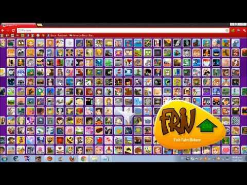 Como encontrar el juego escondido de friv youtube for Friv 4school