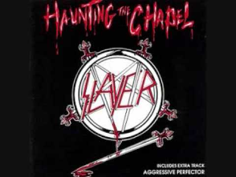 Slayer - Chemical Warfare