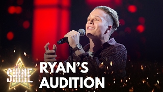 Ryan Butterworth performs 'I Still Haven't Found What I'm Looking For' by U2 - Let It Shine - BBC
