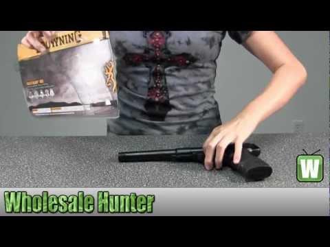Umarex Browning Buck Mark URX .177 Caliber 2252270 Shooting Gaming Unboxing