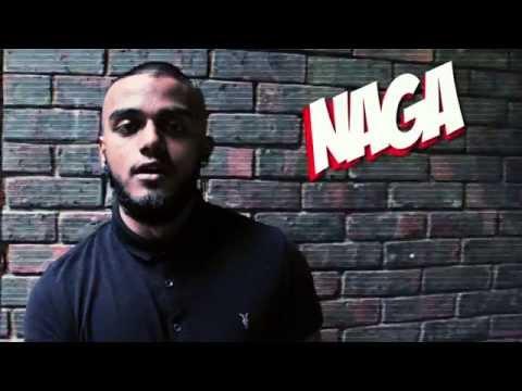 Naga - #StreetHeat Freestyle [@Naga_MC] | Link Up TV