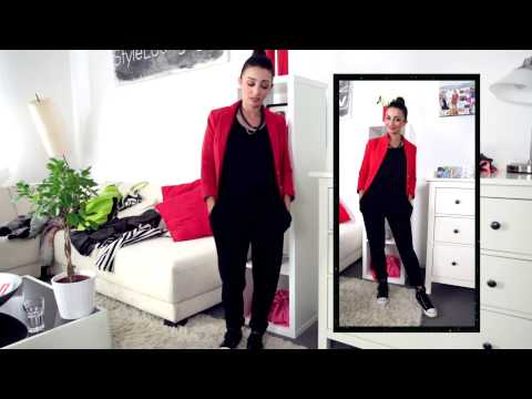 2 schicke JUMPSUIT Outfits!!!