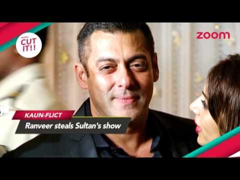 Ranveer Singh steals Sultan's show   KAUN-FLICT   CUT IT!!   zoom turn on