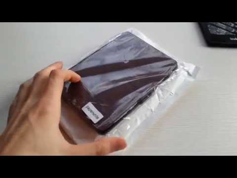 [REVIEW] Brown magnetic flip cover for Kindle Paperwhite