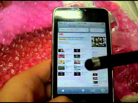 Stylus for the iPhone, iTouch, & iPad (REVIEW+UNBOXING) (AE Tech)