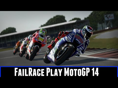 FailRace Play MotoGP 14