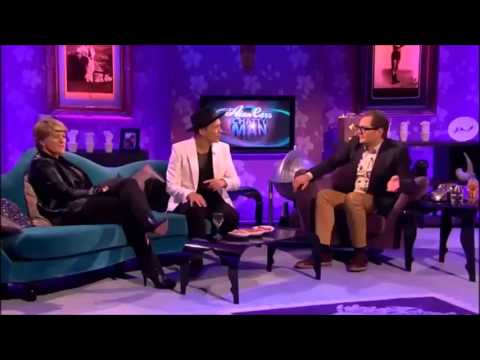 Mark Owen con Alan Carr : Chatty Man