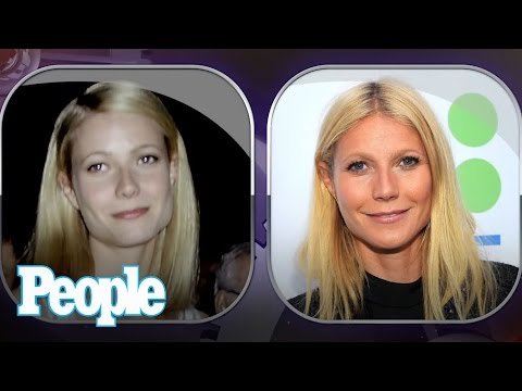 Gwyneth's Changing Looks! - PEOPLE