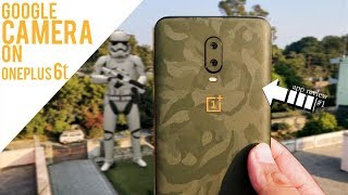 Google Camera For OnePlus 6t [App Review #1]