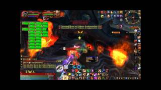 WoW Cata - How to Tank DS for Dummies! - Spine of Deathwing LFR