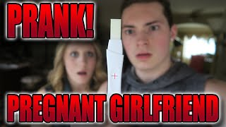 PREGNANT GIRLFRIEND PRANK ON PARENTS! - PREGNANCY (PRANKS)
