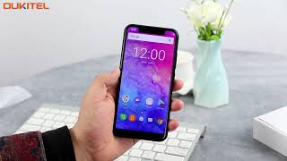 OUKITEL U18 Global First Unboxing video