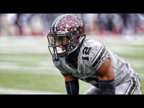 Denzel Ward Complete 2017 Season Compilation   Ohio State DB