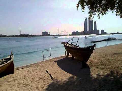 "The Dubai Offshore Powerboat ""Fazza"" at the Abu Dhabi Race, UAE. 19.11.2009"