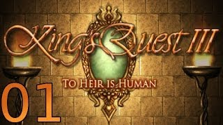 King's Quest 3: To Heir is Human Redux - [01/08] - English Walkthrough