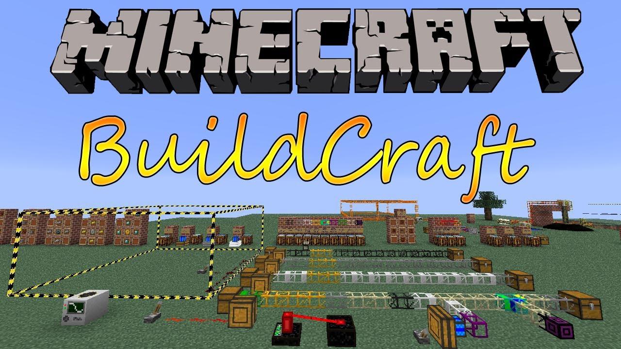 [1 5 2] BuildCraft Mod Download | Minecraft Forum