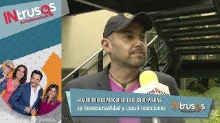 ¡Mauricio Clark contesta a las críticas en su contra!   Intrusos