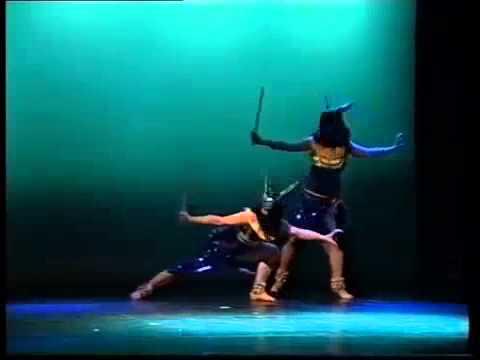Anubis dance رقص فرعوني اغراء