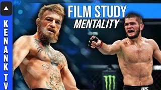 Conor McGregor's WORRYING STATE of MIND!? (Film Study) | UFC 229: Full Fight Breakdown Analysis