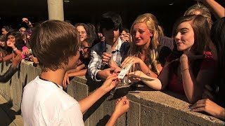 Justin Bieber NEVER SAY NEVER 3D Sneak Peek - Tickets