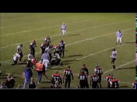 Nate Hammon, Football Highlights Jr Yr 2009 Milton WI HS