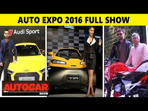 Auto Expo 2016 - SUVs & Crossovers Plays Prominent Role | Autocar Show