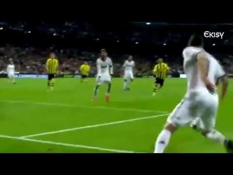 Real Madrid 2 - 0 Borussia Dortmund Los Goles 30 abril 2013 Semifinal Champions