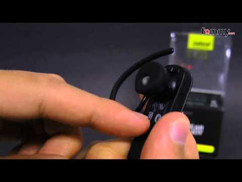 Jabra� EASYGO Bluetooth Headset - Black