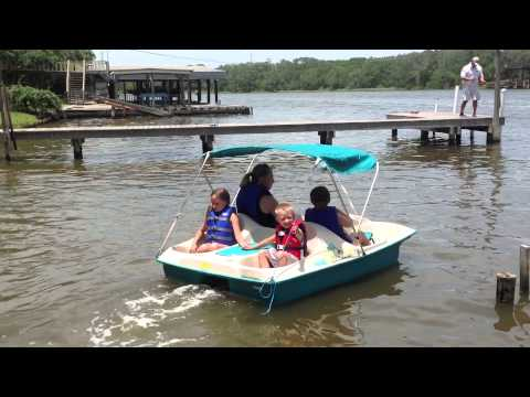 Murphy Family Vacation 2013 - River House and Beach - Video 3
